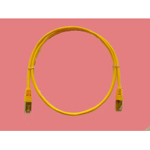 UL listé cat 6 cable cat6 blindé rj45 plug OEM disponible
